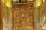 Sta. María de la Asunción :: Retablo altar mayor
